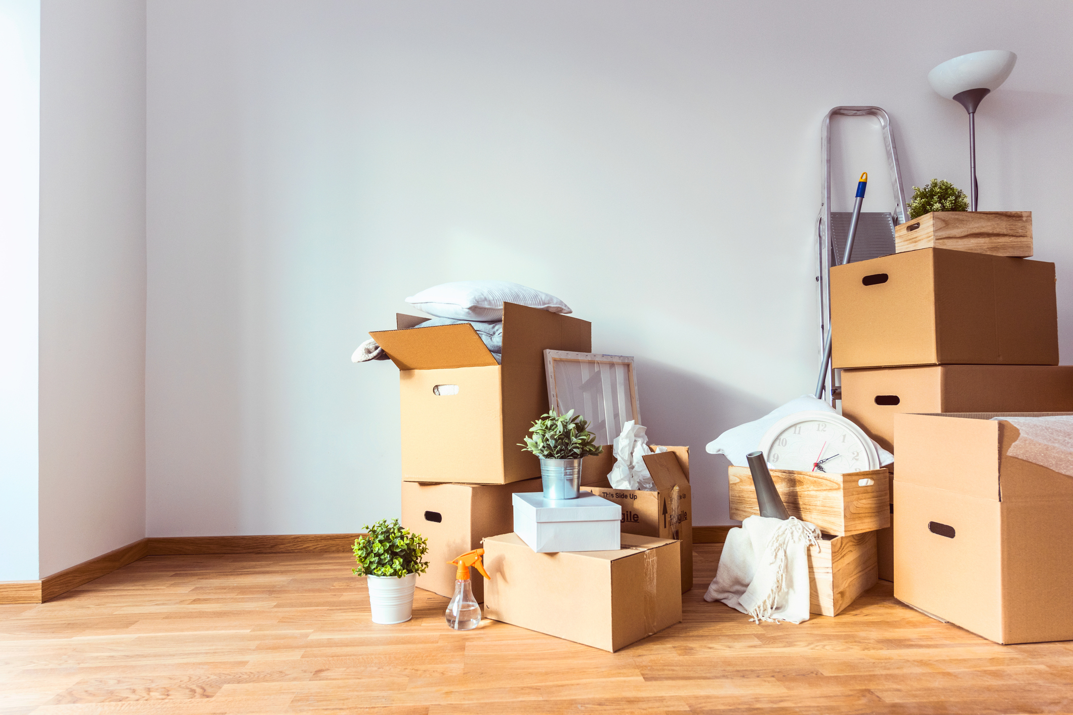 Moving Flat or Apartment